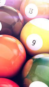 Billiard-balls-3D-iPhone-7-wallpaper ...