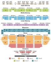 Stiefel Theater St Louis Seating Chart 2 Tickets Beautiful The Carole King Musical 3 16 19 St