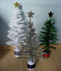 Dollhouse Christmas tree inspiration - pipe cleaners/picture only