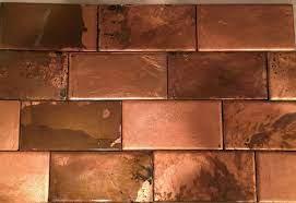 Copper Ceramic Tiles   Etsy