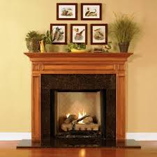 wood fireplace mantels ideas