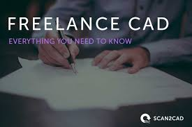 Freelance Drafting Freelance Cad Everything You Need To Know Scan2cad