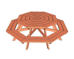 picnic table designs 2 how to build a picnic table round picnic table instructions