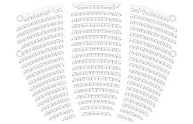 Seating Chart Seating Chart Lobero Theatre 1
