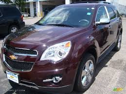 Equinox brown chevy equinox : 2011 Espresso Brown Metallic Chevrolet Equinox LTZ AWD #51188709 ...