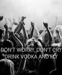 Drink Vodka Dorm Room Beste Freunde Sprüche Englisch Lustig