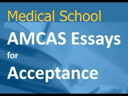 amcas essays for acceptance