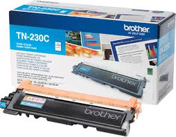 <b>Картридж Brother TN230C</b>, голубой, для лазерного принтера