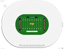 Memorial Stadium Cal Seating Guide Rateyourseats Com