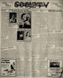 Santa Ana Orange County Register Archives, Aug 22, 1931, p. 1