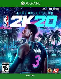 NBA 2K20 Legend Edition Xbox One ...