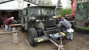 joel s hmmwv engine swap 4