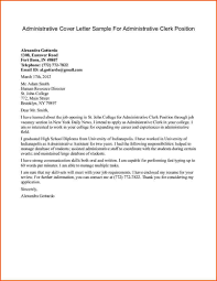 general job cover letter example good resume template general job cover letter general cover letter template cover letter sample administrative administrative cover letter