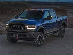 2019 Ram 3500 Power Wagon Dodge Power Wagon American Muscle Cars Dodge