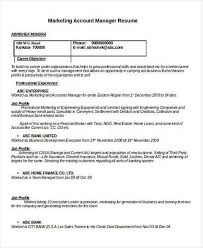 Product Marketing Manager Resume Unique It Manager Resume Templates