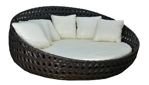 round outdoor daybed swing providence diy