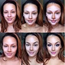 skin makeup and ideas with contouring makeup tutorial with contour face makeup tutorial