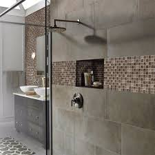 how to install mosaic tiles for shower