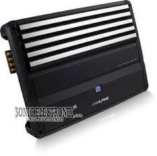 alpine mrp f450 mrpf450 4 channel amplifier sonic electronix alpine mrp f450