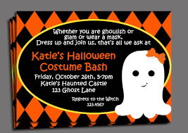 costume party invites appealing halloween kids costume party invitation with checkered