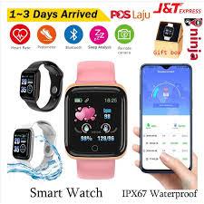 <b>M6 Smart Watch</b> Brand Men Sport Pedometer Fitness Tracker Heart ...