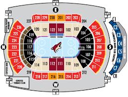 Manitoba Moose Seating Chart Wish You Had It Phoenix Coyotes Manitoba Moose Attendance