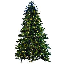bethlehem lighting christmas trees. GKI/Bethlehem Lighting 7.5-ft Pre-Lit Spruce Artificial Christmas Tree With White Bethlehem Trees