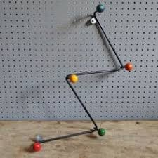 Atomic Coat Rack Mid Century Coat Hooks Atomic Coat Hooks Zig Zag Coat Rack 23