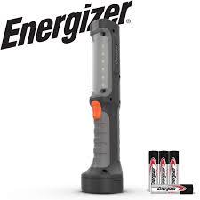 Energizer Hard Case Led Work Light Energizer Hc 550 Led Flashlight 550 High Lumens Ipx4 Water Resistant Professional Grade Work Light Magnetic Wall Mount Batteries Included