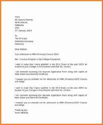 Admission Counselor Cover Letter Cool 44 Application Letter For Admission Sweep44