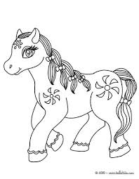 Small Picture Pony Coloring pages Free Online Games Drawing for Kids