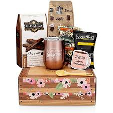 See more ideas about coffee gifts, gifts, coffee. Amazon Com Birthday Box Coffee Gift Basket A Birthday Gift Basket With Coffee Gifts For Coffee Lovers In Your Life Delight Her With A Happy Birthday Gift Basket For Women Coffee