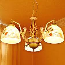 orange chandelier orange chandelier shades