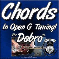 Dobro Chord Chart Dobro Lap Steel Weissenborn Pedal Steel Lessons By Troy