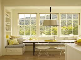 Kitchen Bay Window Seating Bay Window Furniture Bench Storage Bench Under Window 133 Trendy