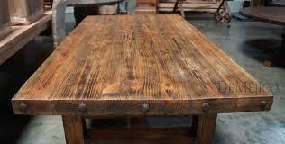 Old Wood Table - DemejicoDemejico