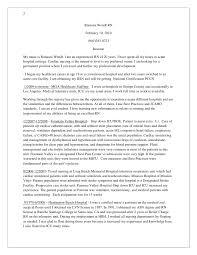 Sample Cardiac Nurse Resume The Importance Of Businesses An Academic Essay Sample