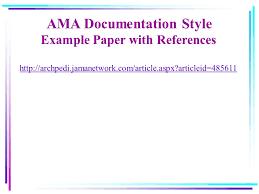professional writing mercer university academic resource center 31 ama documentation style