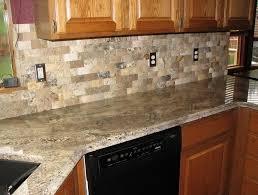 Granite With Backsplash Interesting Decorating Design