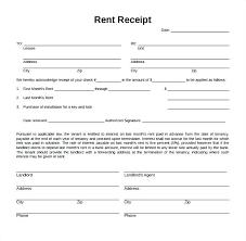 Rent Receipt Uk Purchase Receipt Form Rent Receipt Form Selling Car