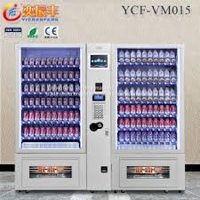 Vending Machines China Price Stunning YCFVM48 Vending Machine Snacks And Drinksautomatic Food Vending