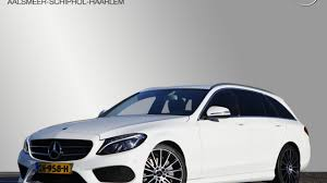 Mercedes-Benz C-Klasse Estate 350 e Plug In Hybrid AMG Styling 7 ...