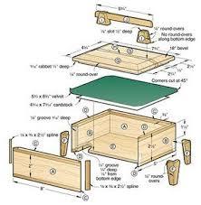 small wood box plans pdf small table plans free