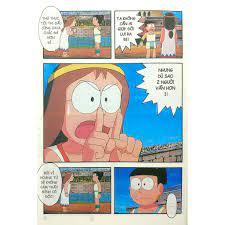 Sách - Doraemon Tranh Truyện Màu - Nobita Và Truyền Thuyết Vua Mặt Trời -  Tập 2 (Tái Bản 2019) tại TP. Hồ Chí Minh