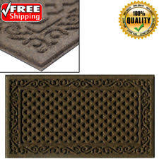 3x5 entry rug Kitchen Rugs Brown Charcoal Outdoor Commercial Entrance Floor Mat Indoor Rubber Entry Rug New Sttammanyartorg Black Charcoal 3x5 Outdoor Mat Commercial Entrance Indoor Rubber