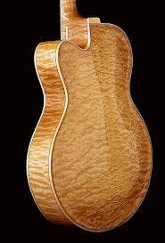 Grimes Guitars: Available Woods & Grimes Maple Guitar.