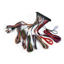 suzo happ super jamma compatible wiring harness jamma harness to vga at Jamma Wiring Harness