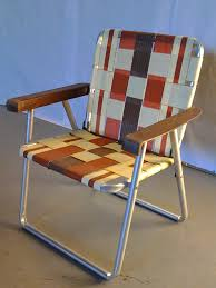 70s kitschy kids children s aluminum folding by boardwalkrev lawn chairsoutdoor chairsbeach