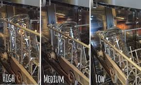 bosch middle rack adjustment