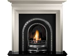 Solid Design  Gallery Nottage Cast Iron Fireplace  Cheap PricesCast Fireplaces